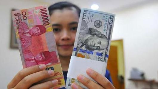 Terbaik Asia, Rupiah Ditutup Menguat ke Rp 14.052 Per Dolar AS