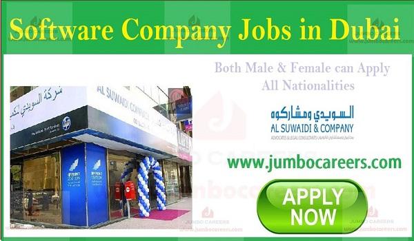 Software company job opportunities in Dubai, IT job description in UAE,