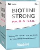 vitaminer för håret och naglar