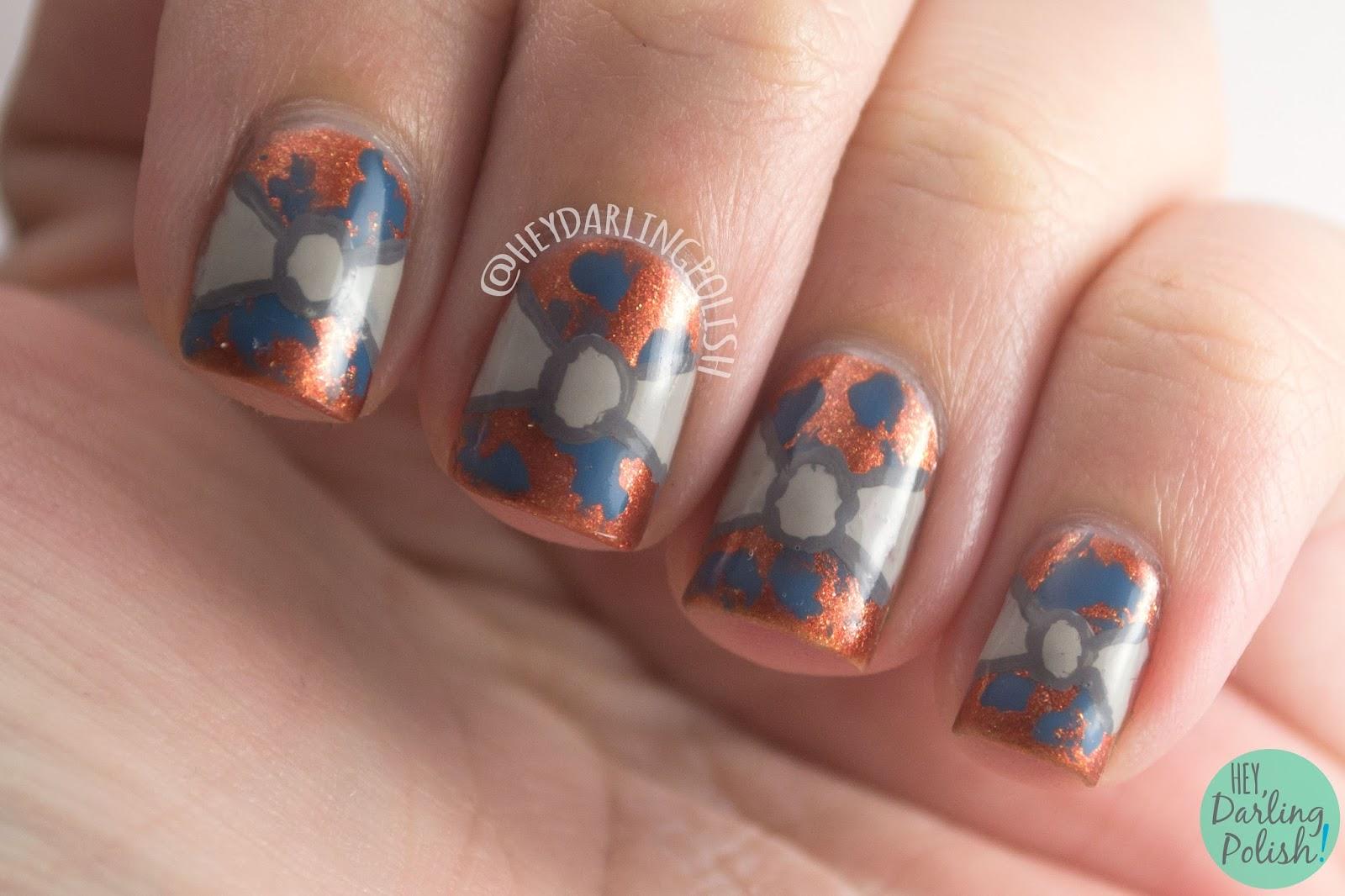 Hey, Darling Polish!: The Nail Art Guild: Fall/Winter Fashion