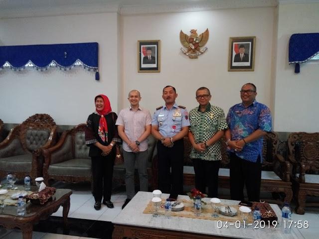 Jalan Ksatrian TNI AU Dipertanyakan Warga
