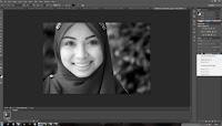 Cara Membuat Foto Sketsa Wajah