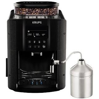 Espressor cafea Krups Espresseria Automatic EA8160 comanda online aici
