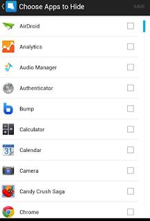 5 Cara Menyembunyikan Aplikasi Di Ponsel Android