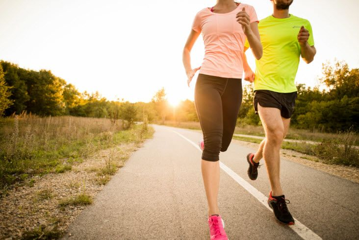 Tak Terduga, Ternyata Jogging Punya Manfaat Luar Biasa