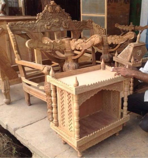 ... Furniture Are The Famous The Famous Carving Furniture Providers Of  Jodhpur. So You Can Try To Go To Jodhpur And Appreciate Carved Wooden  Furniture Of ...