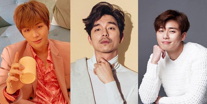 Kang Daniel, Gong Yoo, Park Seo Joon, Jo Hae In, Sung Dong Il, Baek Jong Won, Jun Hyun Moo, Yoo Jae Suk, Jo Se Ho, Ryu Joon Yeol