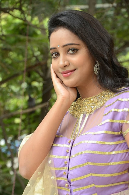 Aishwarya Addala Photo at Sagara Theeramlo Movie Audio Launch