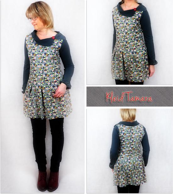 Kleid Tamara by Allerlieblichst