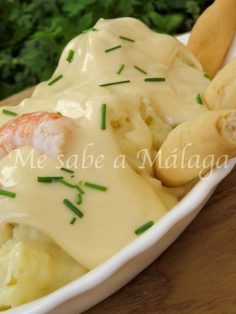 receta de hormigón de Málaga