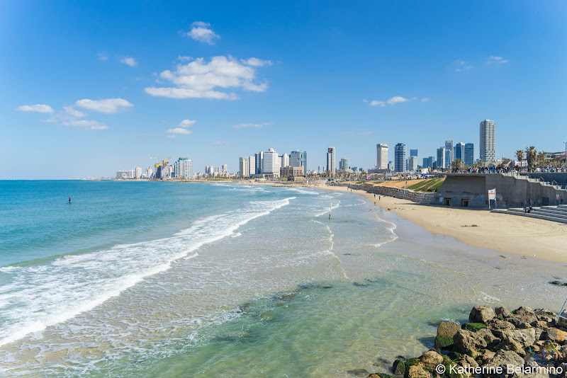 Tel Aviv Beach Things to Do One Day in Tel Aviv