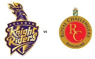 KKR vs RCB