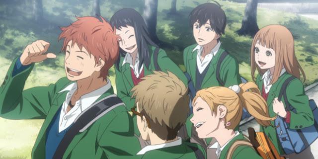 ORANGE di Rekomendasi Anime Romance - Shoujo terbaik