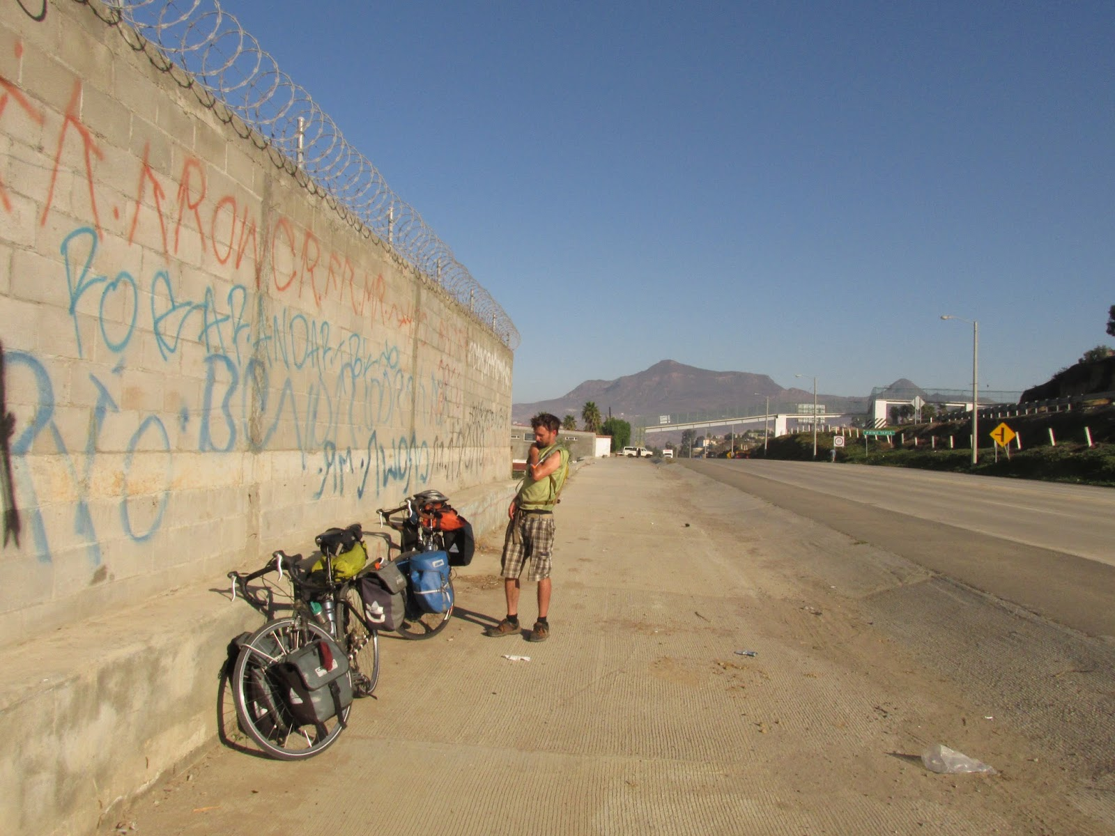 Baja California cycling guide