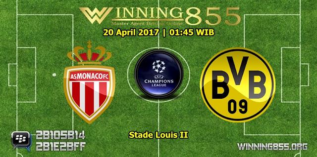 Prediksi Skor Monaco vs Borussia Dortmund
