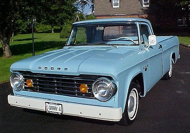 Dodge Truck Wiring Diagram As Well 1961 Dodge Pickup Truck Wiring