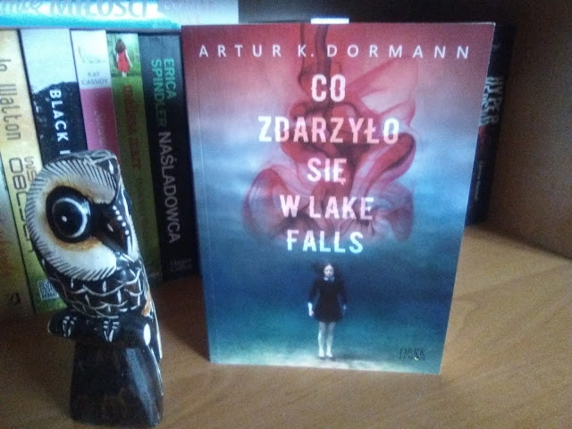 Artur K. Dormann - Co zdarzyło się w Lake Falls?