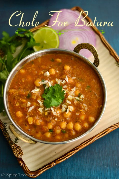 Chole For Batura
