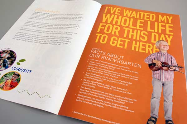 20 creative examples of college and university brochure