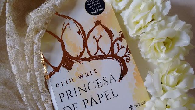 [Resenha] Princesa de papel | Erin Watt