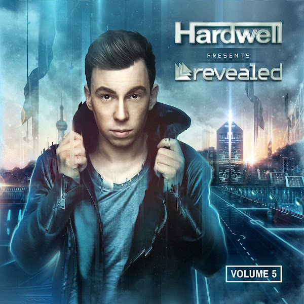 Hardwell - Hardwell Presents Revealed Vol. 5 Cover
