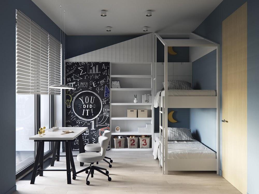 sleek-bunk-bed-design