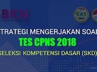 Strategi Sukses Mengerjakan Soal Seleksi CPNS Tahun 2018