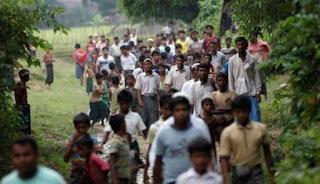 Terus Bantu Rohingya, Muhammadiyah Dirikan Pasar di Rakheine State