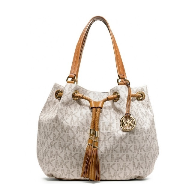 1cabe748deb7 Michael Kors Jet Set NS Large Gathered Tote Handbag | Jenny Ama's World