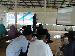 Suasana Pelatihan LPB Pabanet Sangatta