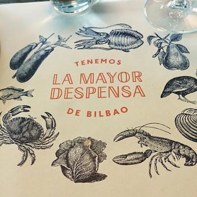 Restaurante Mercado de la Ribera Bilbao | turistacompulsiva.com