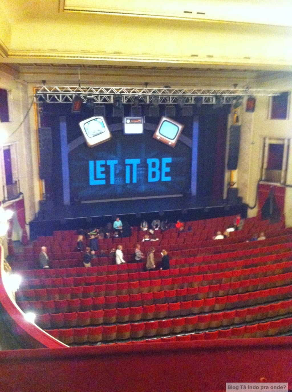 "musical ""Let it Be"""