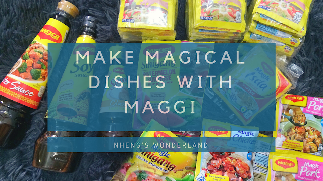 Make Magical Dishes with Maggi
