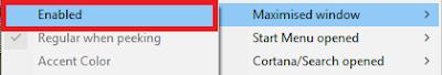 Cara Cepat Membuat Taskbar Menjadi Transparan Di Windows 10 Full