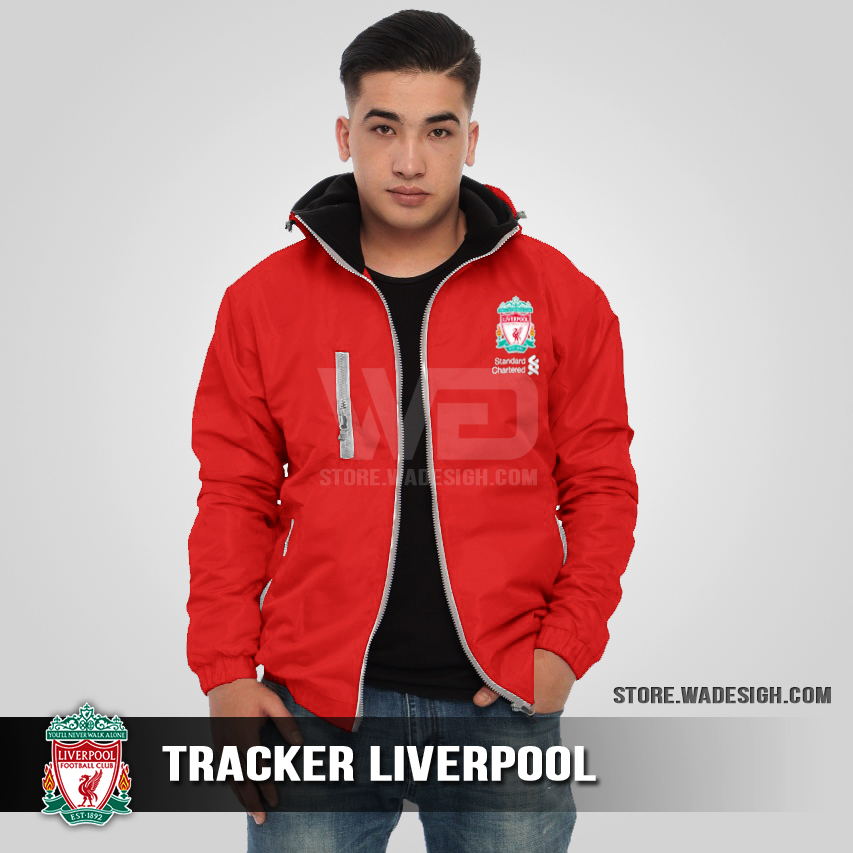 Jaket Tracker Waterproof Liverpool