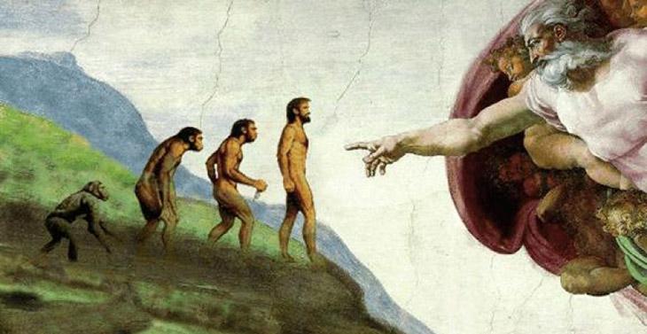 DP, din, Bilim ile din arasındaki fark, Bilimin yolu, Vatikanın evrim yaklaşımı, Sorun dinde değil inananlarda, Dini korumak için, Şer bizden, Doğru din,