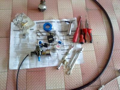 EilaRazi DIY - Cara Pemasangan Fuel Pressure Regulator (FPR) Tomei