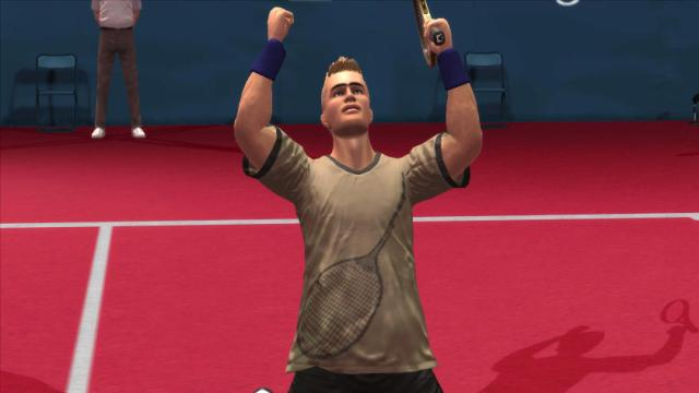 Download Virtua Tennis 3 PC Games Gameplay