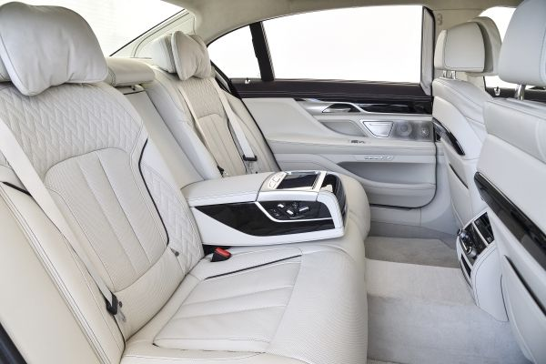 2018 bmw v12.  2018 new 2018 bmw 7 series v12 excellence rear seats photos to bmw v12