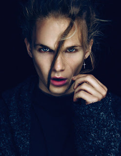 Portfolio Update: Carl Torstensson Poses for Florian Grey