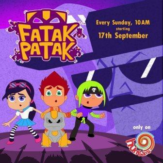 Newztabloid-Fatak-Patak-Nihodo-Hungama-Suhas-Sundar-Abhishek-Maheshwari-Disney-Jiggy-George-Dream-Theatre
