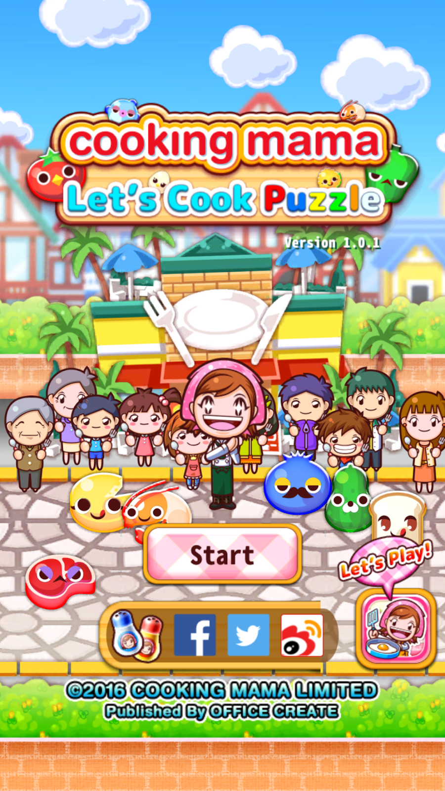 Fun addicting game apps - Today Free Iphone Game Of The Day Is Cooking Mama Let S Cook Puzzle