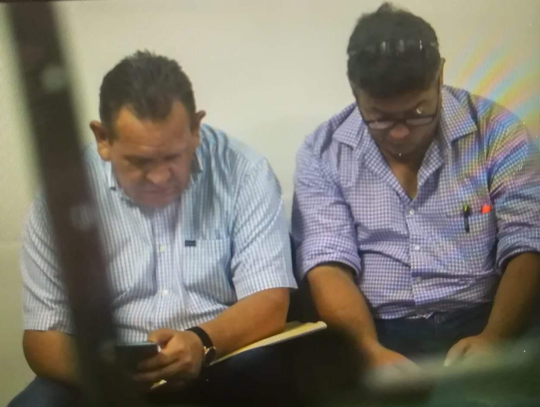 Medina y Moreira fueron relacionados por el Gobierno con altos capos del narcotráfico / EL DEBER