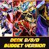 Deck DDD Budget Version