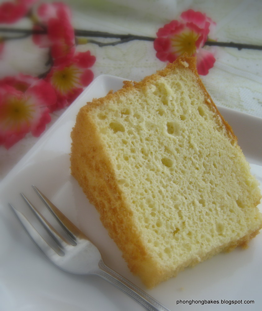 But All Is Not Lost Because I Felt That This Was Still A Pretty Decent  Chiffon Cake It Was Moist And Light I Should Bake Chiffon Cakes More  Often And Try