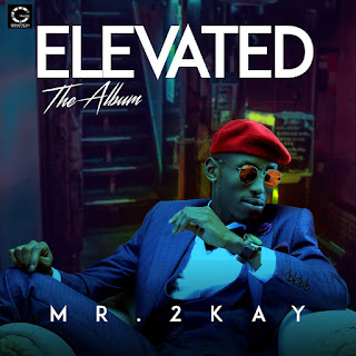 "Mr 2kay Shares Cover art and Tracklist for New Album ""ELEVATED"""