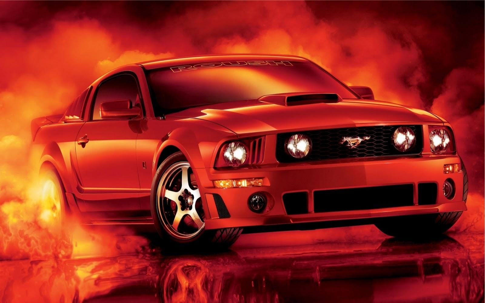 HD Wallpapers   Desktop Wallpapers 1080p: Ford Mustang ...