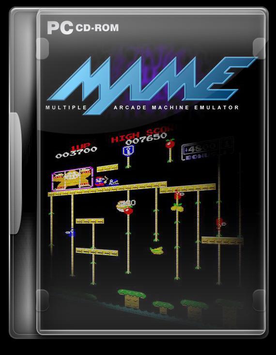 Mame32 Emulador Arcade