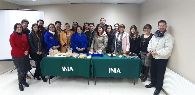 INIA presentó programa de valorización de productos regionales