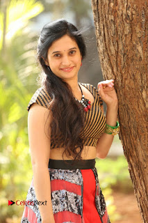 Telugu Actress Priyanka Pallavi Stills at Nenostha Release Press Meet  0013.JPG